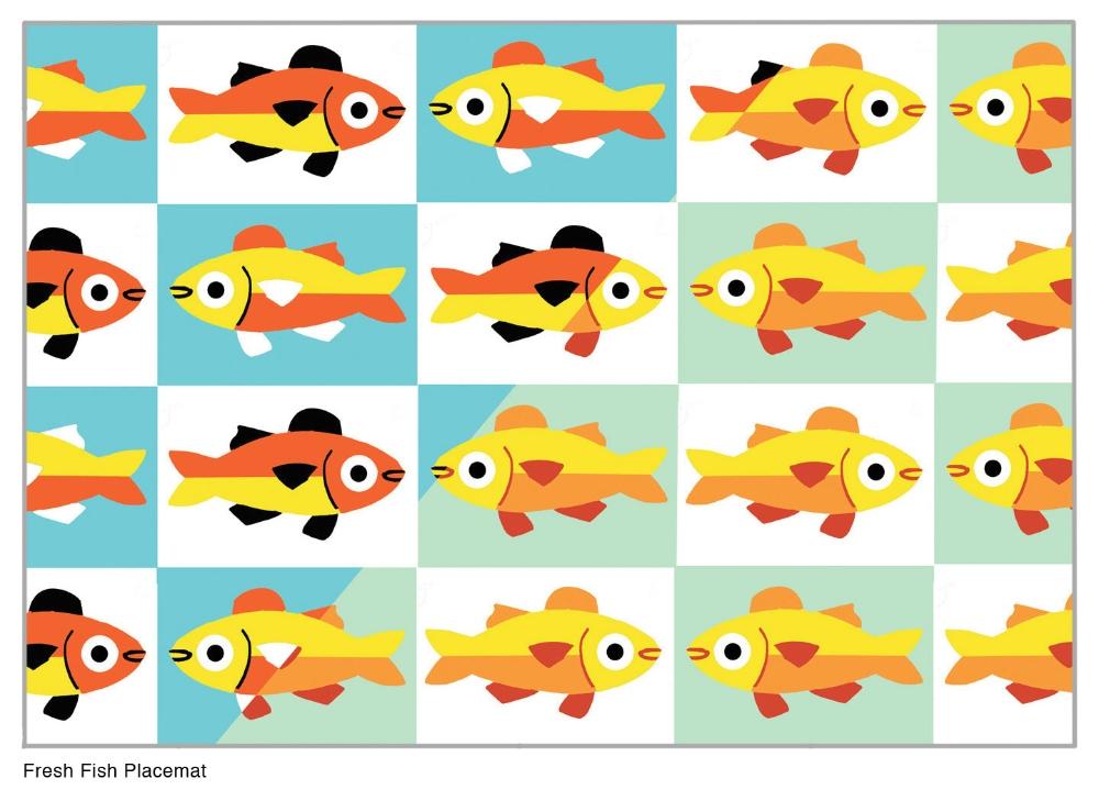 fishplacemat