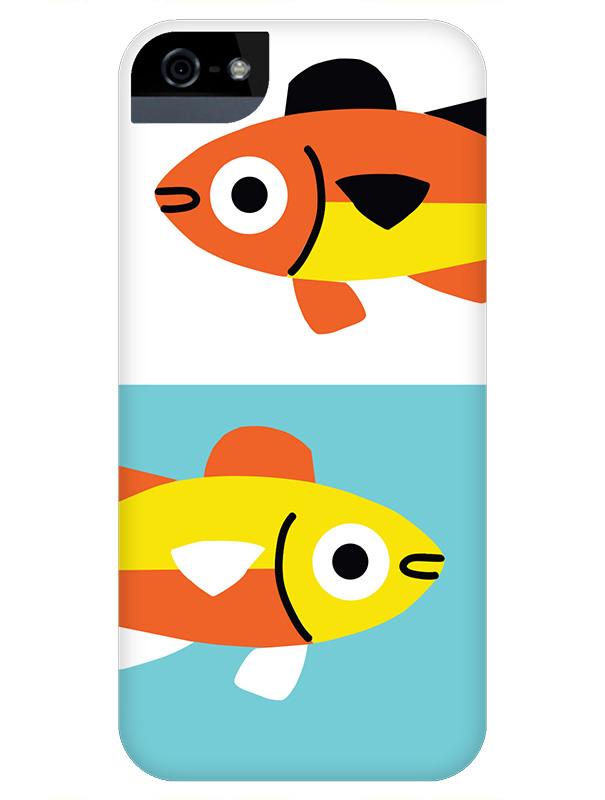 Big Fish iPhone Case