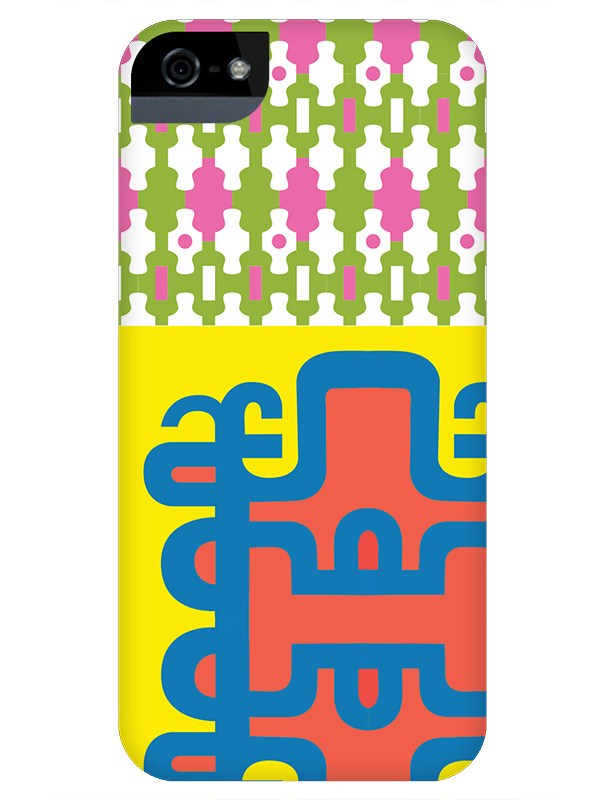 Happy Mix iPhone case for Keka